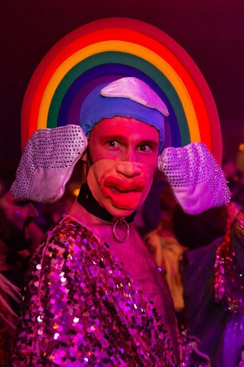 UK queer hubs LGBT events Manchester Homobloc 2019 Dave Tester. CREDIT Homobloc
