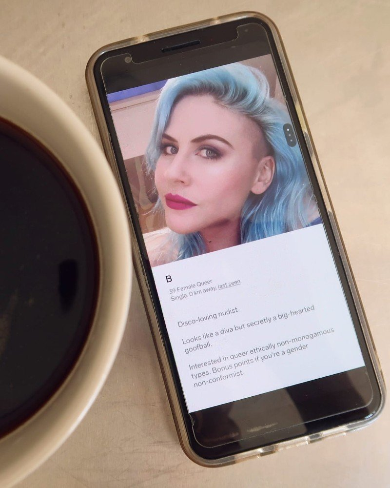 Skoliosexual - dating apps CREDIT Minka Guides
