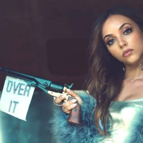 How to deal with heartbreak CREDIT Jade Thirwall Little Mix. - Shout Out To My Ex