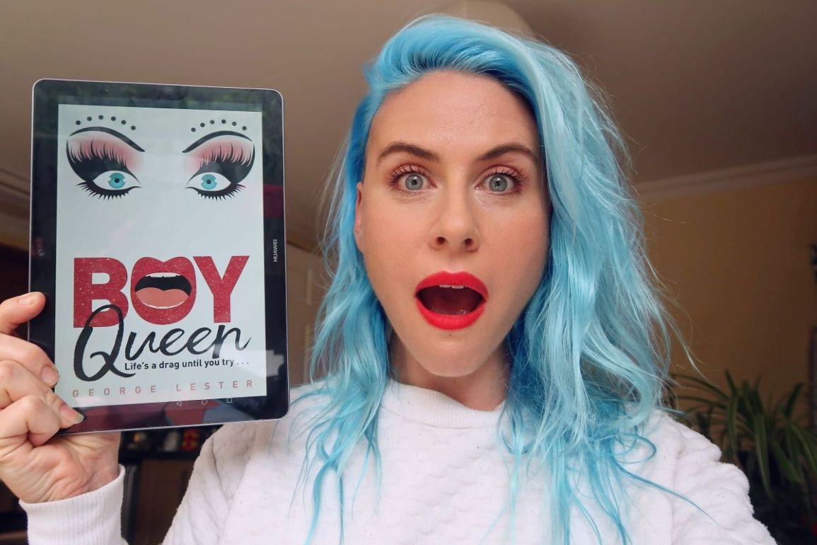 Queer books Boy Queen by George Lester CREDIT Minka Guides