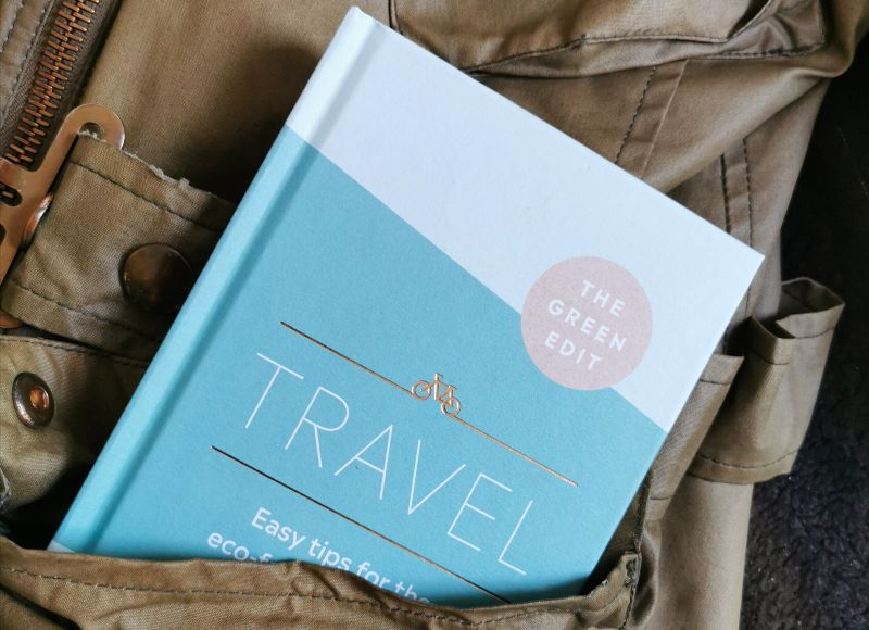 Gifts for travel lovers - The Green Edit Travel book CREDIT Juliet Kinsman