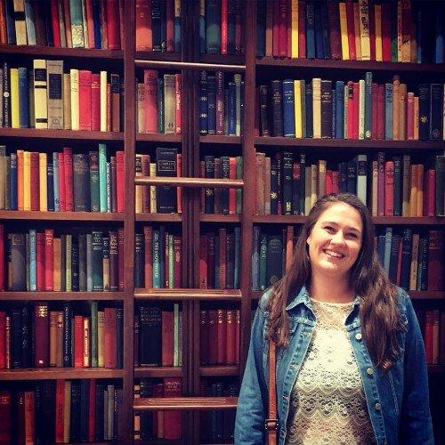 Writer profile - Megan Thomas