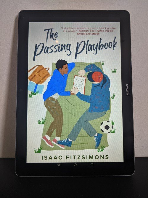 Queer books - The Passing Playbook by Isaac Fitzsimons - CREDIT Minka Guides