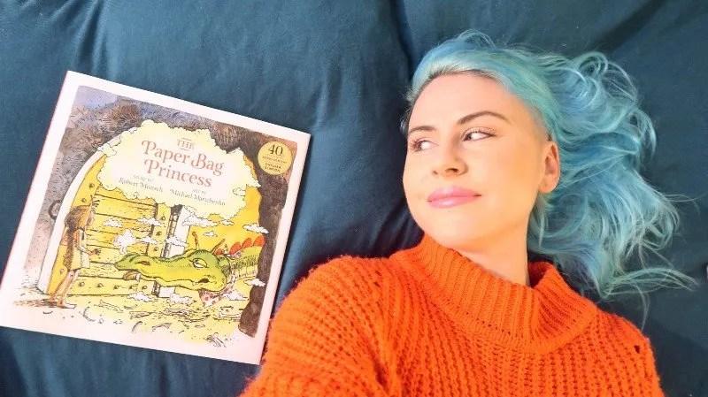 Turning 40 - The Paper Bag Princess CREDIT Minka Guides