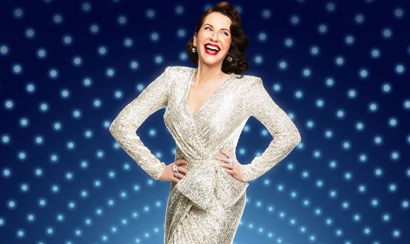 Spring in London - Megan Mullally in Anything Goes CREDIT Barbican