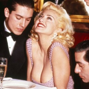 Polyamory memes and tweets - Madonna SHARE CREDIT Steven Meisel, Truth or Dare promo 1991