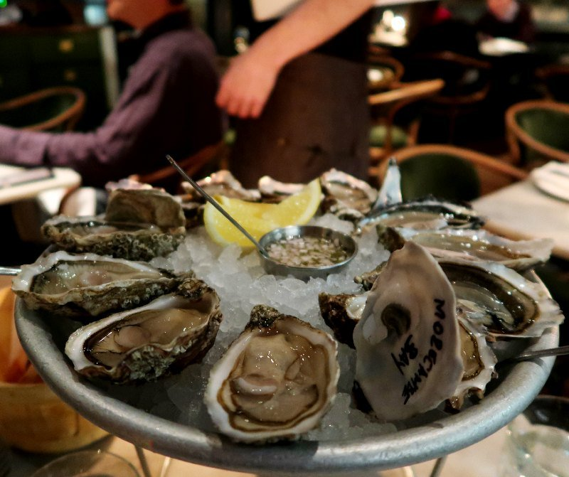 Oysters London Wright Brothers Borough Market CREDIT Minka Guides