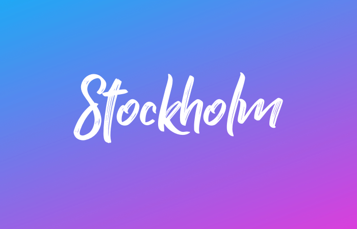 Stockholm city guide - European city guides - Minka Guides - queer travel