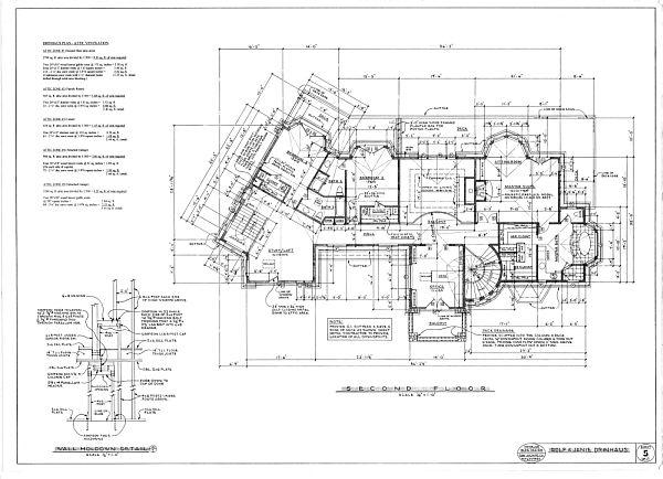High Quality Custom House Plans