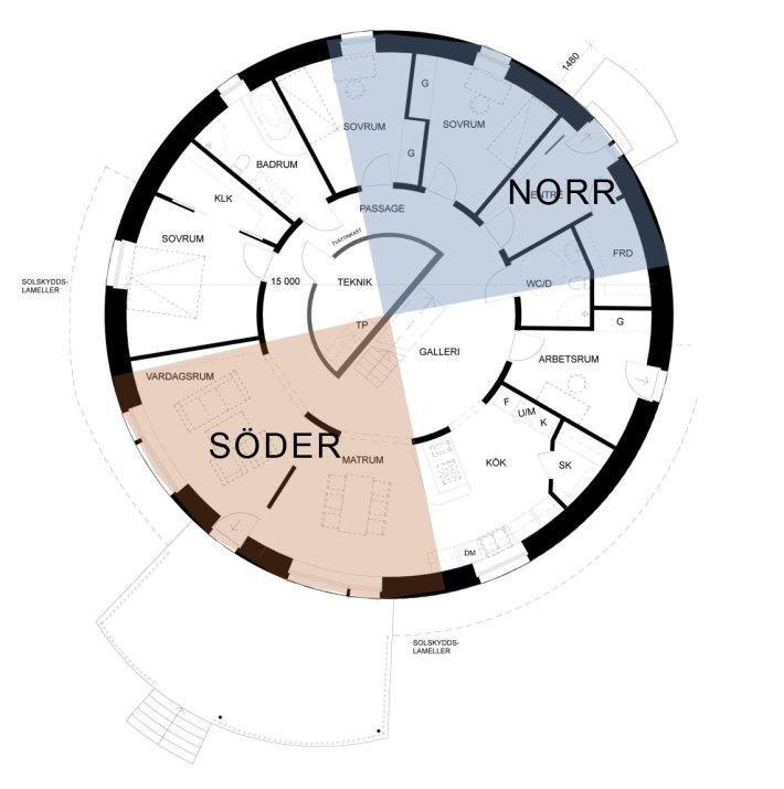 Passivhus - plan