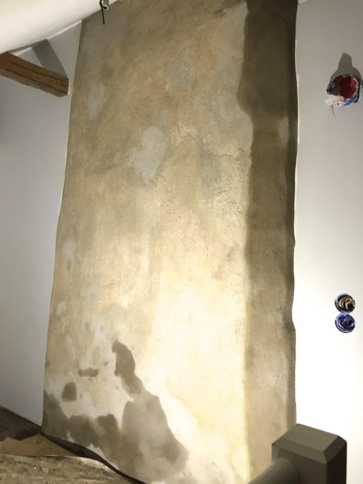 Murstock övervåningen
