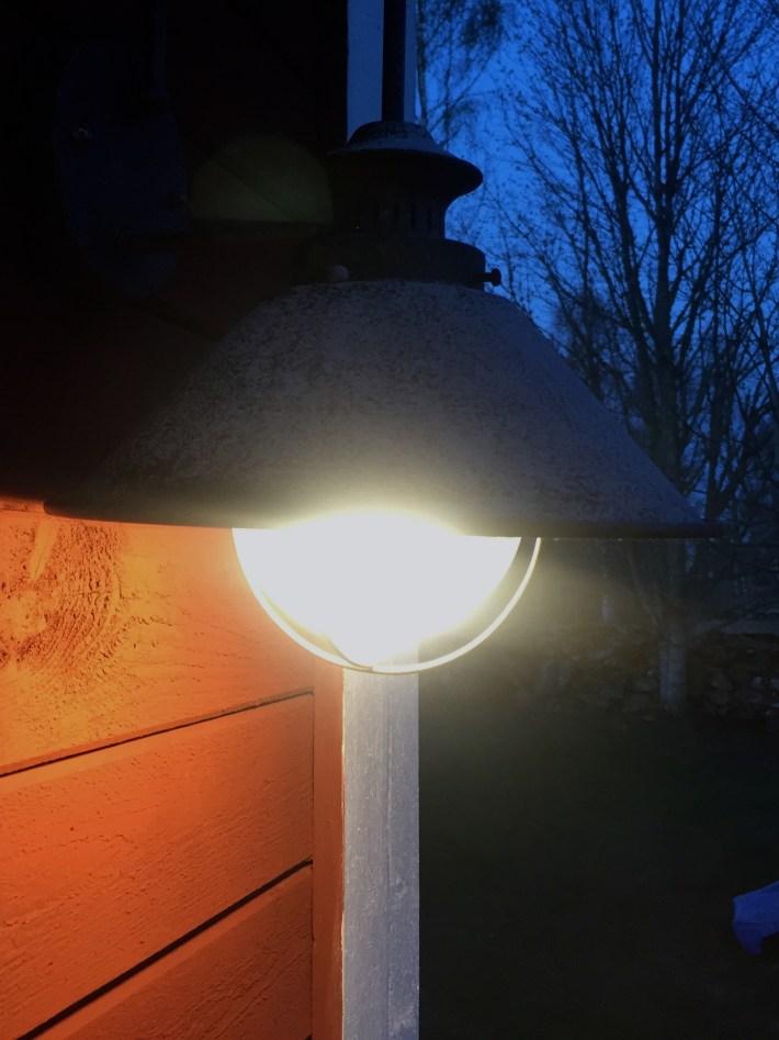 Belysning Armatur