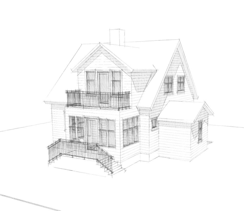 bygga en villa