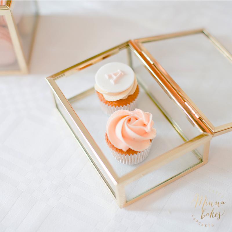 mini cupcakes ristiäisiin
