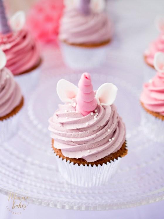 unicorn cupcakes minna bakes