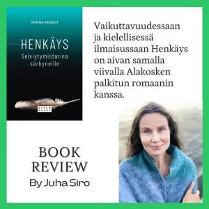 Juha Siron kirja-arvio