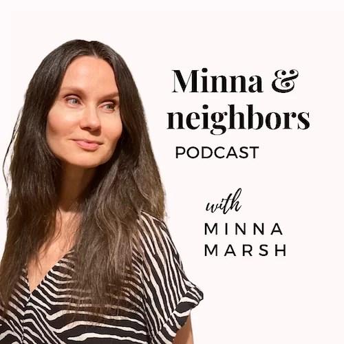 Minna Marsh podcast