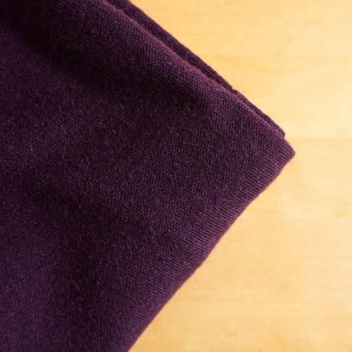 Violetti merinovillakangas