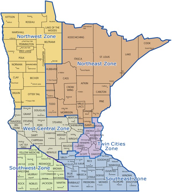Mn Counties Gallery