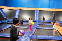 Sky Zone Trampoline Park - Above and Beyond