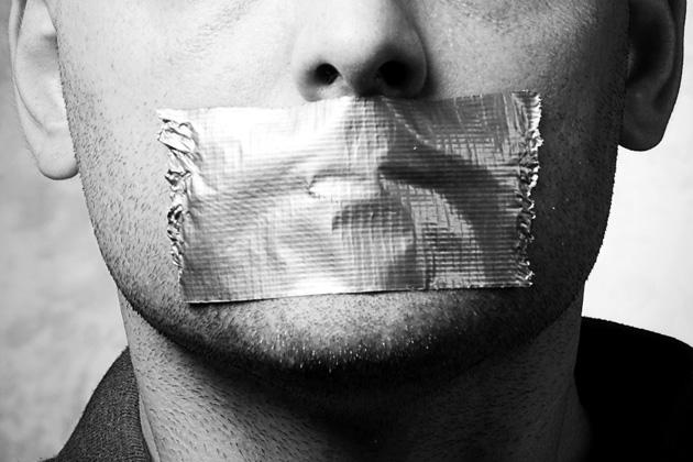 Anti-Gunners Attacking Free Speech, Too!