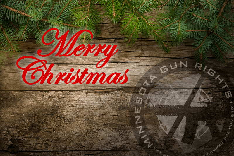 Merry Christmas from Minnesota Gun Rights!