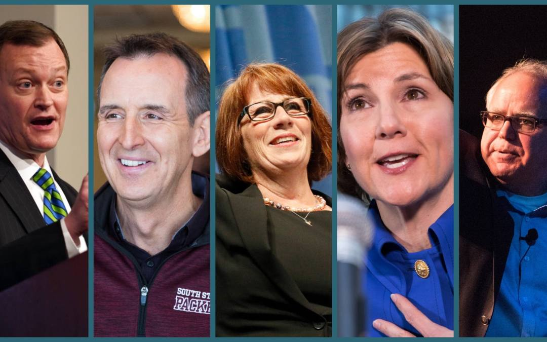 Where Your Gubernatorial Candidates Stand on the Second Amendment!