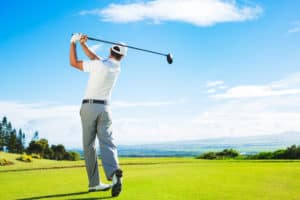 hypnosis for golf