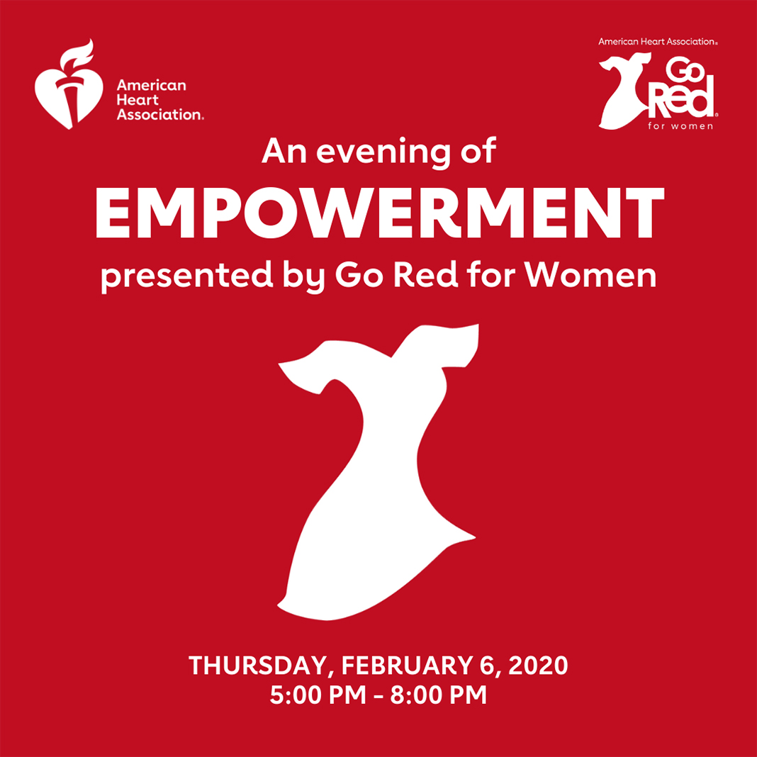 Making An Impact 16 Years Of Go Red For Women