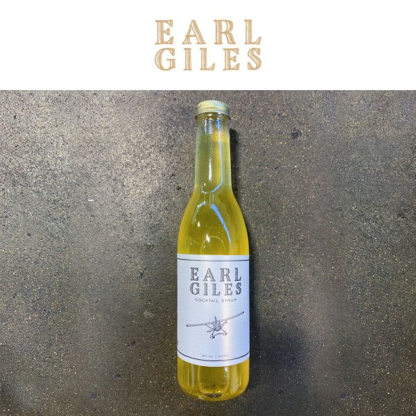 Minnesota Ice - Earl Giles Pineapple Syrup