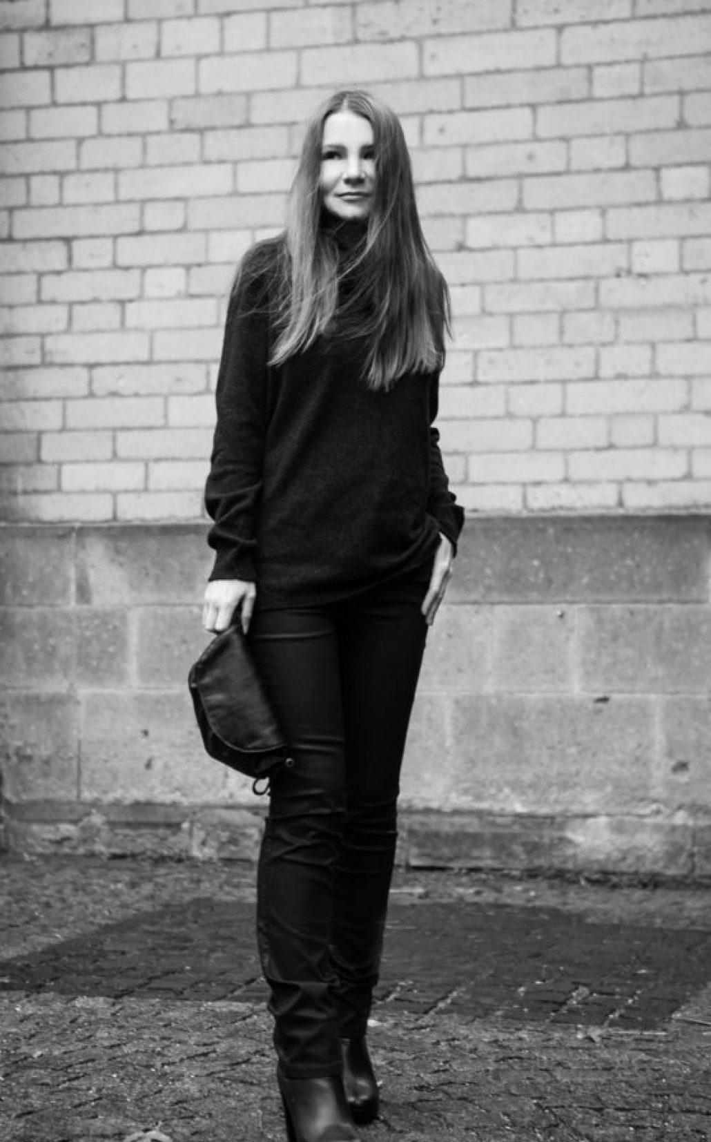 Pure Cashmere love auf minnja modeblog fashionblog Kaschmir Pullover