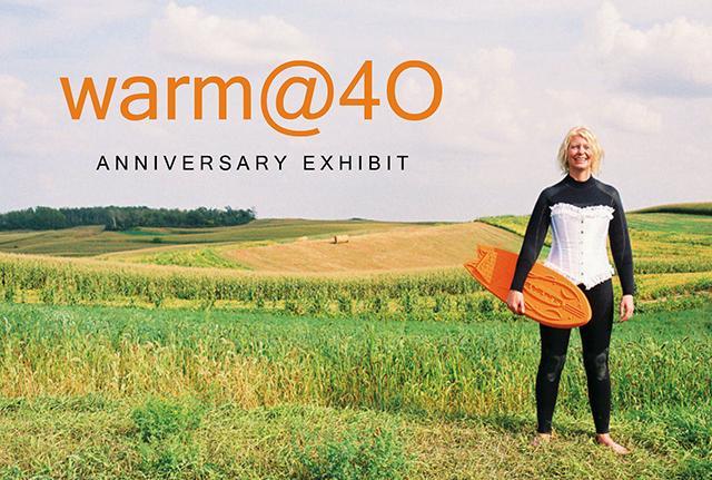 """WARM@40"" celebrates 40 years of Women's Art Resources of Minnesota"