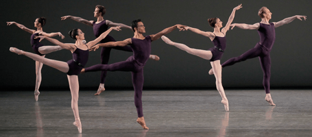 NYC ballet MOVES