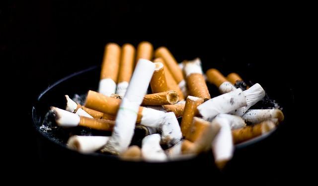 ashtray photo