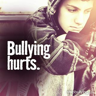 bullying hurts psa