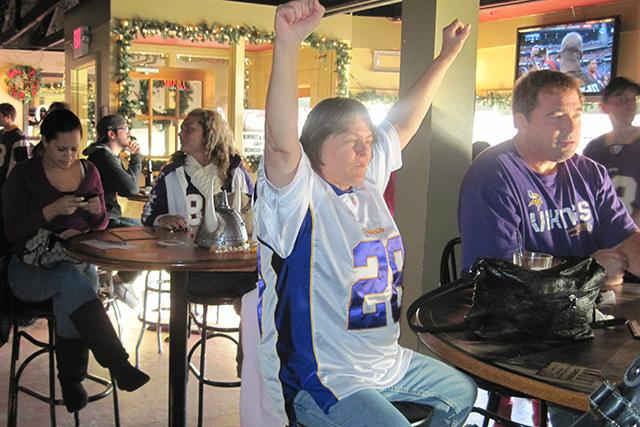 KY Vikings fans