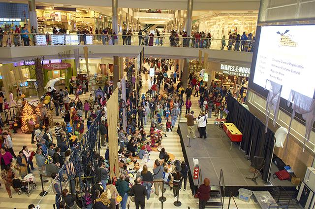 Halloween at the MoA