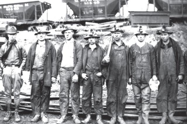 Milford miners