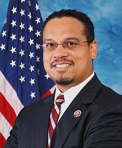 keith ellison portrait