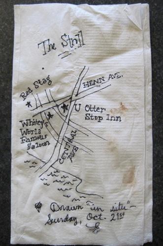 map of NE Bars