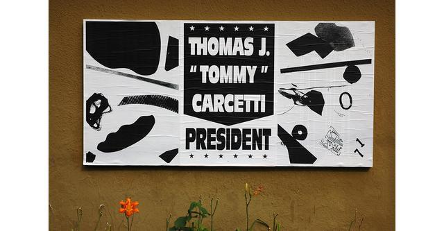 carcetti poster