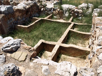 Zakros: Treasury of the Shrine