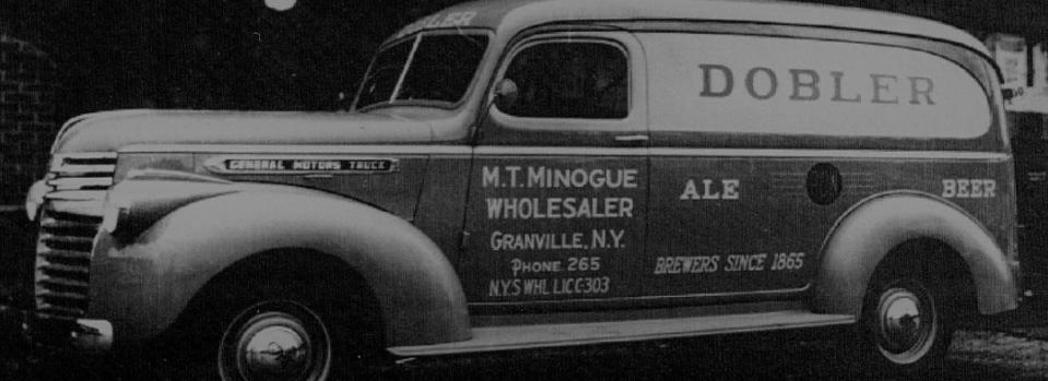 M. T. Minogue Inc. Truck