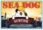Sea Dog Sunfish Image
