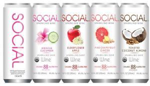 social sparkling logo