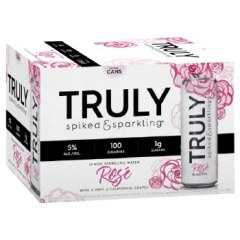 truly rose 12pk