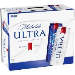 michelob ultra 30 pack