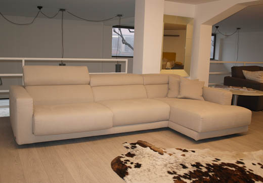 Promozione divano Busnelli outlet divani moderni