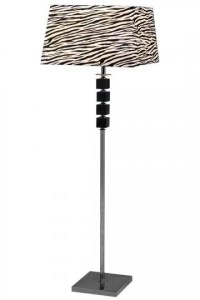Animal-tastic: All about Animal prints Zebra-Floor-Lamp ...