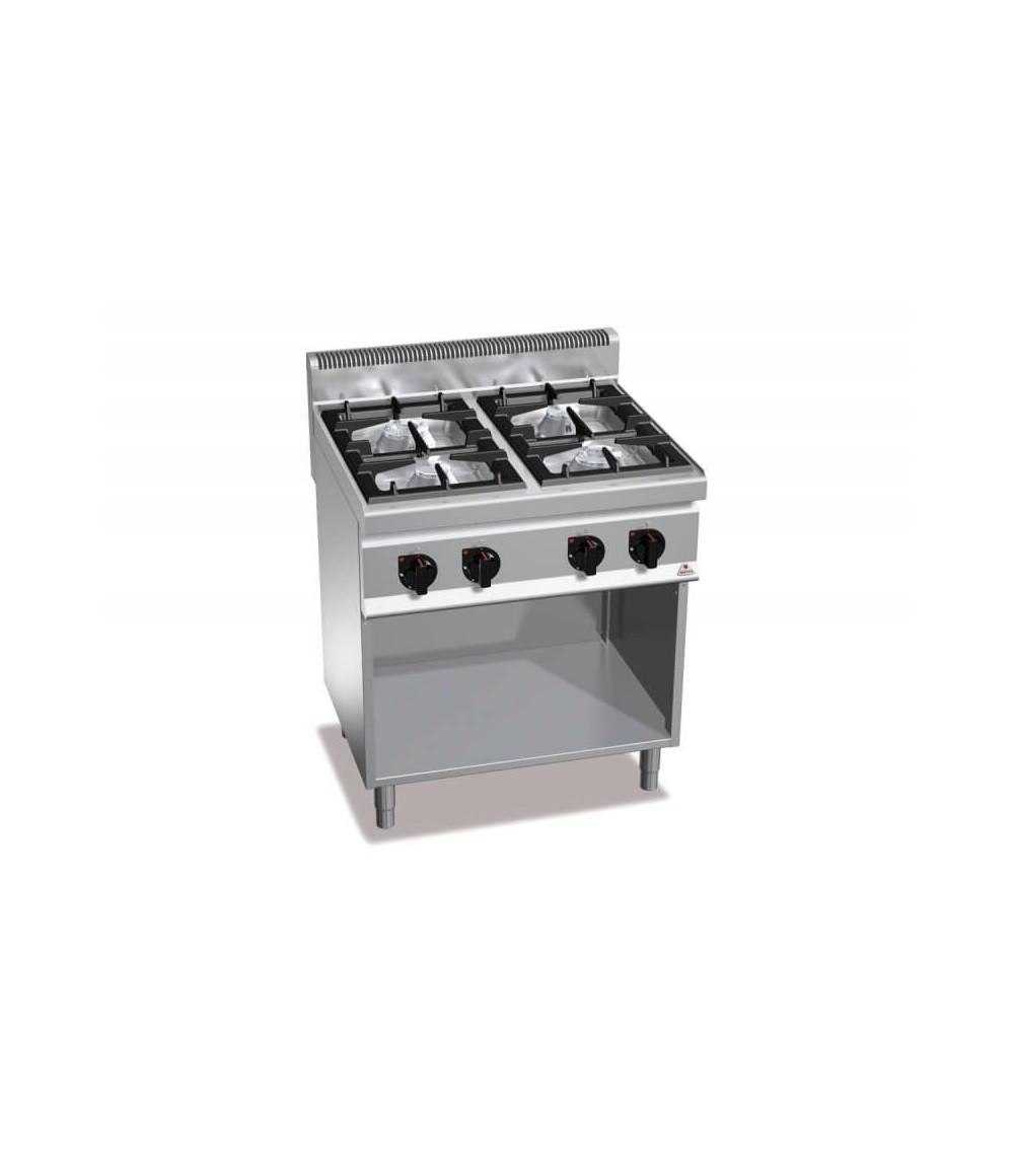 Cucina Bertos 4 fuochi  Minosi